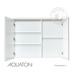 Зеркальный шкаф Акватон БРУК 100 1A200702BC010