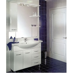 Мебель для ванной Акватон Эмили 100