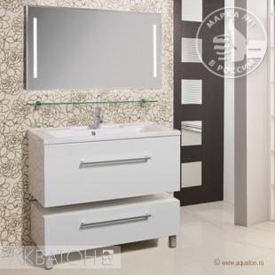 Мебель для ванной Акватон Мадрид 100 М