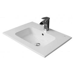 Модульная мебель для ванной Акватон Брук дуб феррара