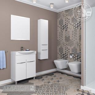 Мебель для ванной Акватон Инфинити 76 Н