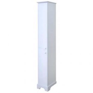 Шкаф-колонна Акватон Элен левая белый глянец 1A228603EN01L
