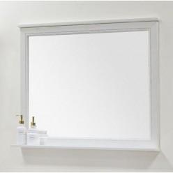Зеркало Акватон ИДЕЛЬ 105 дуб белый 1A197902IDM70