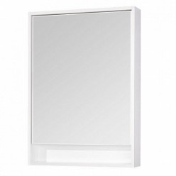 Зеркальный шкаф Акватон Капри 60 белый глянец 1A230302KP010