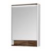 Зеркальный шкаф Акватон Капри 60 таксония темная 1A230302KPDB0