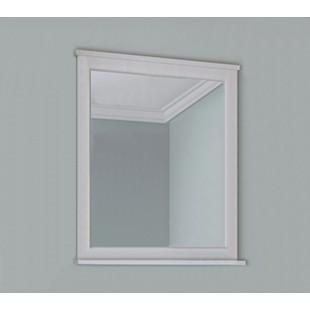 Зеркало Акватон ЛЕОН 65 дуб белый 1A187102LBPS0