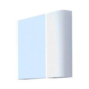 Зеркальный шкаф Акватон Ондина 80 белый глянец 1A183502OD010