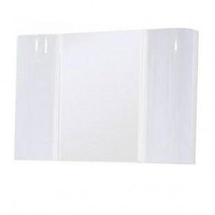 Зеркальный шкаф Акватон Ондина 100 белый глянец 1A176102OD010