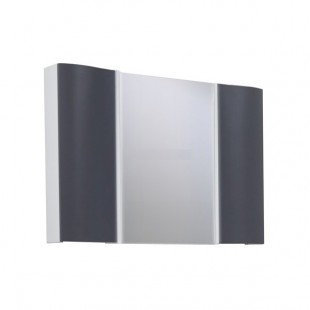 Зеркальный шкаф Акватон Ондина 100 графит 1A176102ODG20