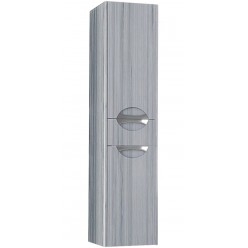 Шкаф-колонна Акватон Сильва дуб фьорд правая 1A215603SIW6R