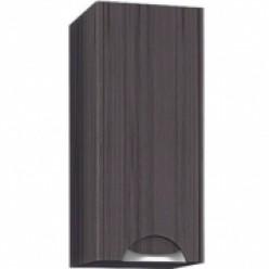 Шкаф одностворчатый Акватон Сильва дуб макиато правый 1A215703SIW5R
