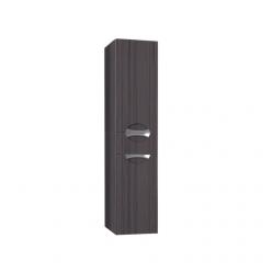 Шкаф-колонна Акватон Сильва дуб макиато правая 1A215603SIW5R