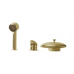 Boheme Niagara Bronze 397 смеситель врезной на борт ванны