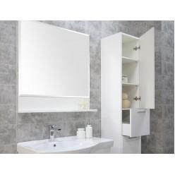 Зеркало Акватон Инди 80 белый глянец 1A188502ND010