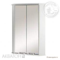Шкаф угловой двустворчатый Акватон Призма 2М
