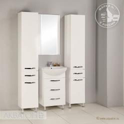Мебель для ванной Акватон Ария 50 Н
