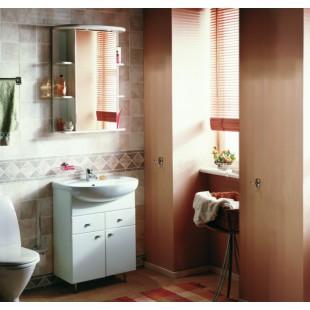 Мебель для ванной Акватон Кристалл 65