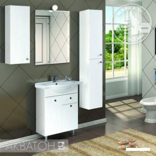 Мебель для ванной Акватон  Лиана 65М