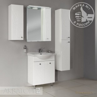 Мебель для ванной Акватон Лиана 60