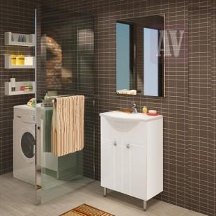 Мебель для ванной Акватон Фиджи 60