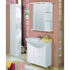 Мебель для ванной Акватон Эмили 80