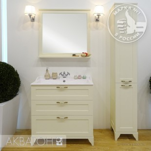Мебель для ванной Акватон Леон 80 Н