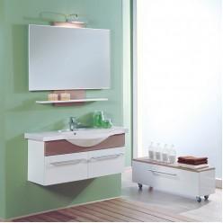 Мебель для ванной Акватон Логика 95