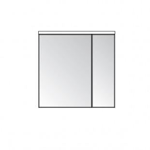 Зеркальный шкаф Акватон БРУК 80 1A200602BC010