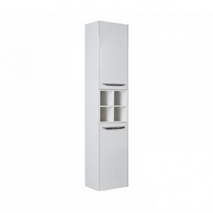 Шкаф-колонна Акватон БЛЕНТ белый 1A167403BL010