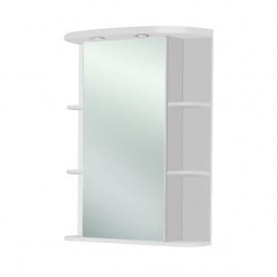 Зеркальный шкаф Акватон КРИСТАЛЛ 65 правый 1A000102KS01R