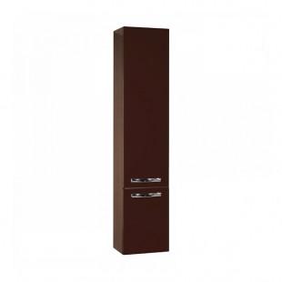 Шкаф-колонна Акватон АРИЯ М темно-коричневая 1A124403AA430