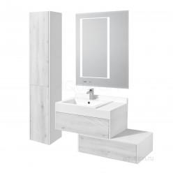 Зеркало Акватон (Aquaton) Сакура 80 1A236502SKW80