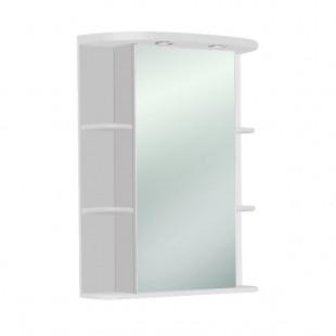 Зеркальный шкаф Акватон КРИСТАЛЛ 65 левый 1A000102KS01L