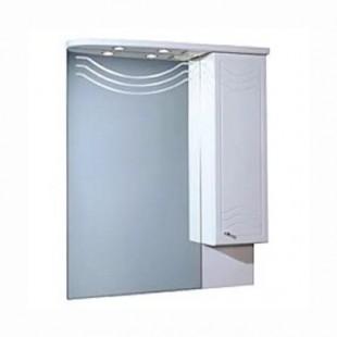 Зеркальный шкаф Акватон ДОМУС 95 правое 1A001002DO01R