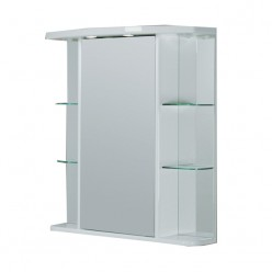 Зеркальный шкаф Акватон ЭМИЛИ 80 1A002702EM010