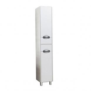 Шкаф-колонна Акватон ЮТА 80 белый/ясень фабрик 1A203403UTAV0
