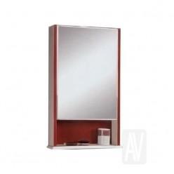 Зеркальный шкаф Акватон РОКО левое 1A107002RO01L