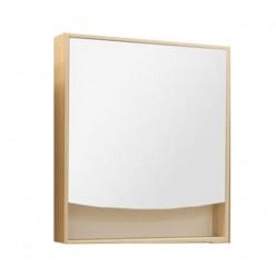 Зеркальный шкаф Акватон ИНФИНИТИ 76 ясень коимбра 1A192102IFSC0