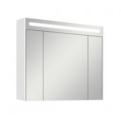 Зеркальный шкаф Акватон БЛЕНТ 80 белый 1A161002BL010