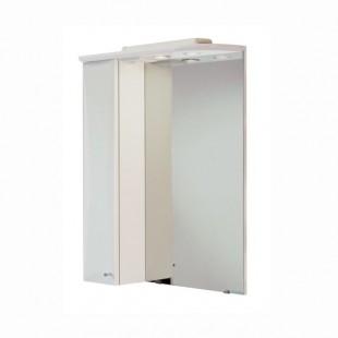 Зеркальный шкаф Акватон ДЖИММИ 57 левое 1A034002DJ01L
