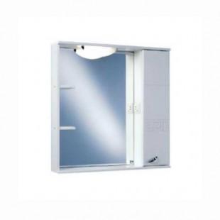 Зеркальный шкаф Акватон АТТИКА 85 правое 1A003802AT01R