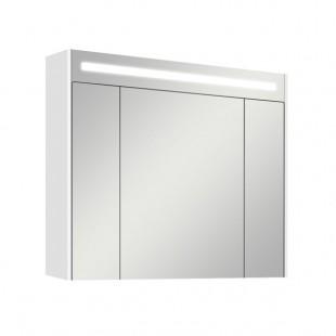 Зеркальный шкаф Акватон БЛЕНТ 100 белый 1A166502BL010