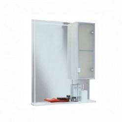 Зеркальный шкаф Акватон АЛЬТАИР 65 правое 1A100002AR01R