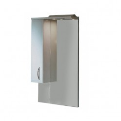 Зеркальный шкаф Акватон МАРСИЯ 67 левый 1A007502MS01L