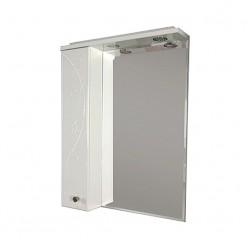 Зеркальный шкаф Акватон ЛИАНА 60 левое 1A162702LL01L