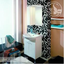 Мебель для ванной Акватон Джимми 57 М