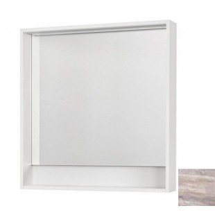 Зеркало Акватон Капри 80 бетон пайн 1A230402KPDA0