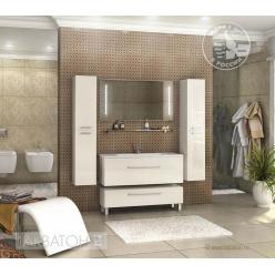 Мебель для ванной Акватон Мадрид 120 М